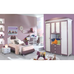 Dhome gjumi Roze